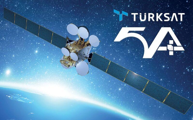Türksat 5A Uzaya Fırlatılıyor