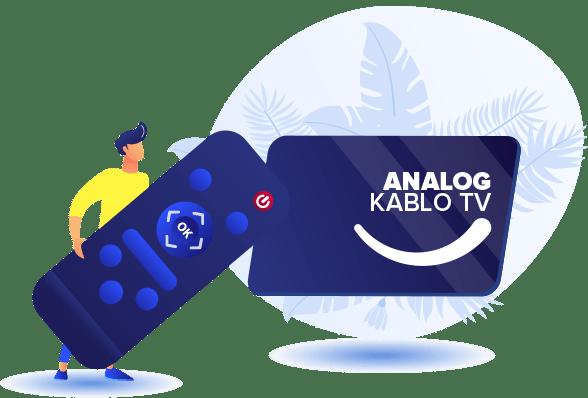 ANALOG KABLO TV